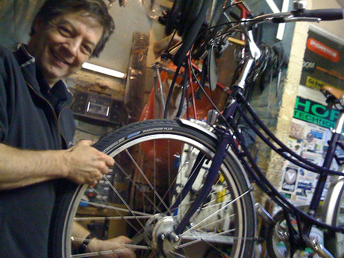 Great bike shop and mechanic
